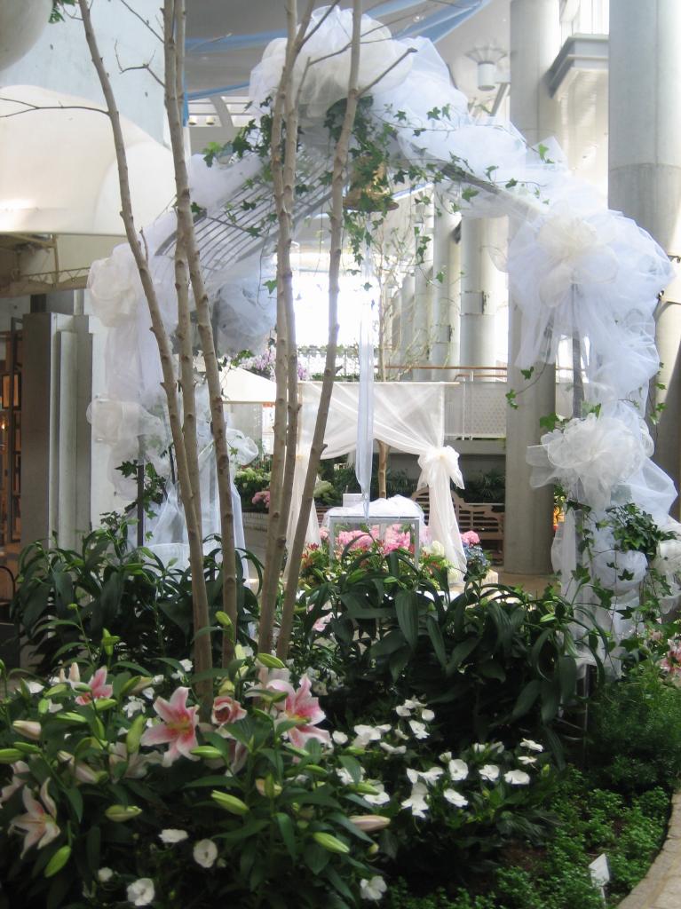 花の美術館 春 ひかるガーデンズ